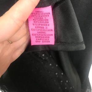 Betsey Johnson Dresses - Betsey Johnson Black Sleeveless Chiffon Dress